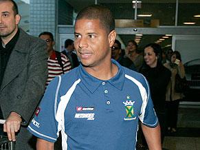 Marcelinho Carioca  vai ter que viajar para pegar o  Corinthians, clube em que mais brilhou
